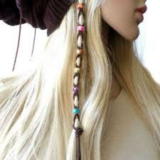 boho hair wraps shop leather hair wraps on wanelo