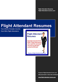flight attendant resume templates download free u0026 premium