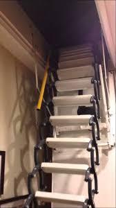 galaxy attic stair youtube