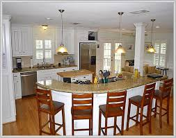 Kitchen Island With Seating For 5 Floating Kitchen Island With Seating Home Design Ideas