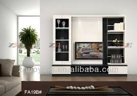 tv design furniture modern living room led tv wall unit view led