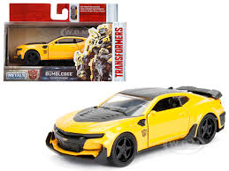 model camaro chevrolet camaro bumblebee yellow from transformers 1 32