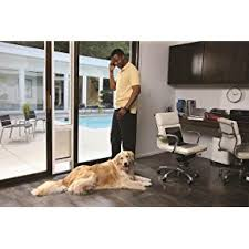 Best Sliding Patio Doors Reviews Amazon Com Petsafe Freedom Aluminum Patio Panel Sliding Glass