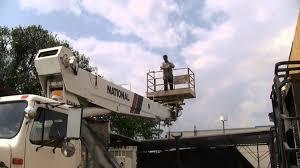 national 875b boom truck national crane for signs national crane