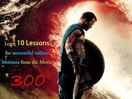 12 best online marketing tips from the movie 300 images on