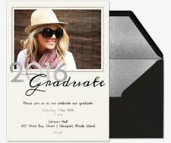 graduation evite