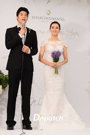 Wedding Dress Korean Movie Han Hye Jin And Ki Sung Yong Get Married