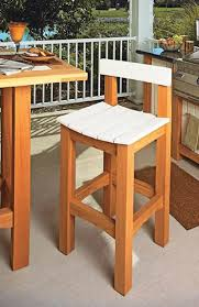 free cafe table stool plans woodwork city free woodworking plans
