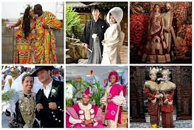 take a look at traditional wedding from around the world