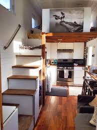 tiny house deck 24 u0027 tiny house two lofts rooftop deck 4 u0027 tiled shower skylight