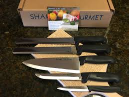 knives for kitchen use 5 knife set u2013 sharp gourmet