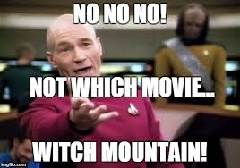 Race To Witch Mountain Meme - the rock driving meme imgflip