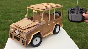 homemade tactical vehicles how to make a car with remote control using cardboard mercedes