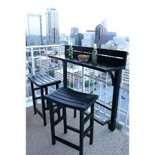 small balcony table and chairs best balcony bar ideas on within outdoor tables for balcony bar