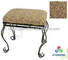 round dressing room ottoman dressing room furniture vanity stools cushion round ottoman stools