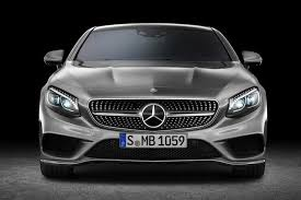 mercedes headlights 2015 mercedes benz s class coupe has swarovski crystal headlights