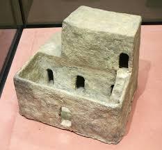 louvre museum model of a house model domu egypt middle u2026 flickr