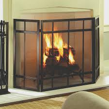 fireplace fireplace screen door fireplaces