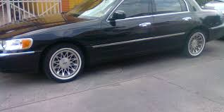 Lincoln Town Car Pictures 1bigreg2 2001 Lincoln Town Car Specs Photos Modification Info At