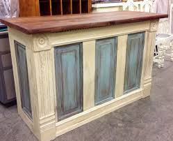 custom built kitchen islands 19 best repurposed counters and kitchen islands images on