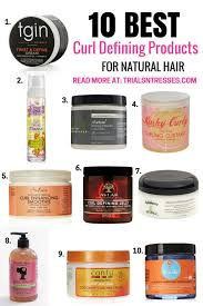 best curl enhancer for thin hair 10 best curl defining products for natural hair trials n tresses