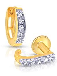 malabar diamond earrings mine diamond jewellery online malabar gold diamonds uae