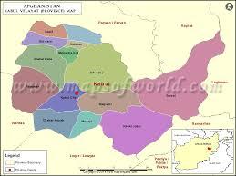 kabul map kabul map map of kabul province velayat afghanistan