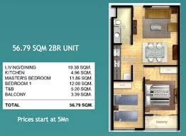 San Remo Floor Plans Amalfi Oasis Sanremo Oasis At City Di Mare Cebu Cebu Daisy Homes