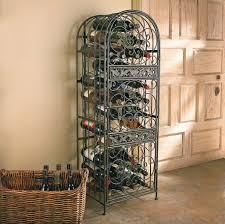 renaissance wrought iron wine jail u2013 premier wine cellars
