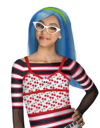 Monster High Halloween Costumes Girls Monster High Ghoulia Yelps Child Wig Costumes Com Au