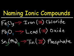 naming binary ionic compounds with transition metals u0026 polyatomic