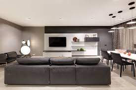 Home Decorating Trends Functionality And Aesthetics Reconciled In A Modern Apartment Setting