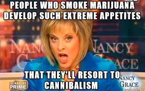 Nancy Meme - nancy grace false facts pot nancy grace know your meme