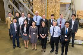Us Dept Of Agriculture Rural Development Seeking Greener Construction Chinese Delegates Visit U S Wood