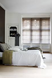 White Bedroom Blinds - minimalist bedroom scandinavian bedroom orange county by