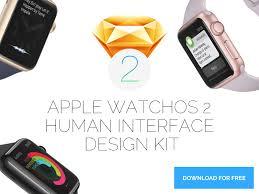 human interface design apple watchos 2 human interface design kit made in sketch