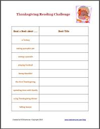 Kids Books About Thanksgiving Thanksgiving Books For Kids With Free Printable Reading Activity