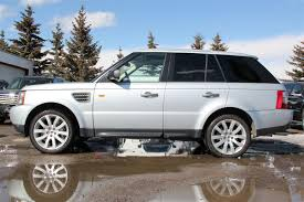 range rover silver 2016 2007 land rover range rover sport supercharged envision auto