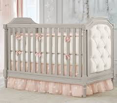Madison Pottery Barn Crib Monique Lhuillier Sateen Ethereal Butterfly Nursery Bedding Baby