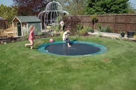Best Backyard Trampoline by Should We Get A Trampoline Babycenter Blog