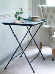 grey metal bedside table a great looking occasional or serving table in antiqued distressed