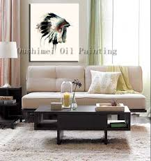 hand painted modern indians tire wall painting picture on canvas hand painted modern indians tire wall painting picture on canvas abstract paintings home decor feather hat
