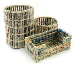 crafts home decor diy rolling newspaper boxes crafts home decor diy paper boxes