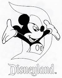 Disneyland Coloring Page High Quality Coloring Pages Coloring Home Coloring Pages For High