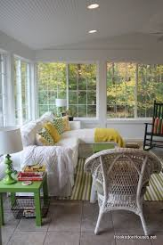 Windows Sunroom Decor 222 Best Sunroom Screened Porch Images On Pinterest Sunroom