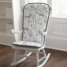 rocking chair pads cushions for rocking chairs carousel designs