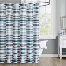 Shower Curtains For Blue Bathroom Excellent Ideas Teal And Grey Shower Curtain Buy Blue Curtains From Bed Bath Beyond Intelligent Design Emmet Printed In Bathroom Jpg