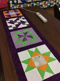 halloween table runners quilting images u2014 gears and stitches