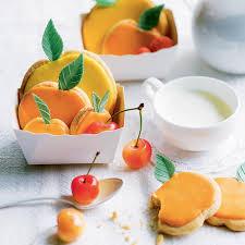 cuisine trompe l oeil recette biscuits fruités en trompe l œil
