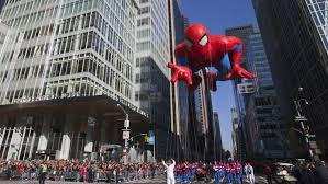 sensitive documents found in macy s thanksgiving day parade